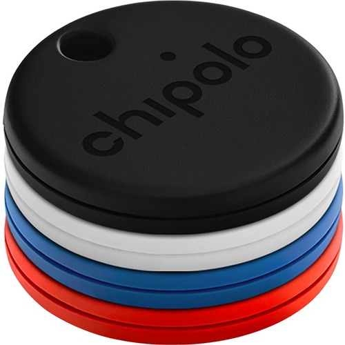 Chipolo ONE 4-Pack (2020) Bluetooth Key Finder - Bluetooth CHIPOLO ONE BT ITEM FINDER 4-PACK