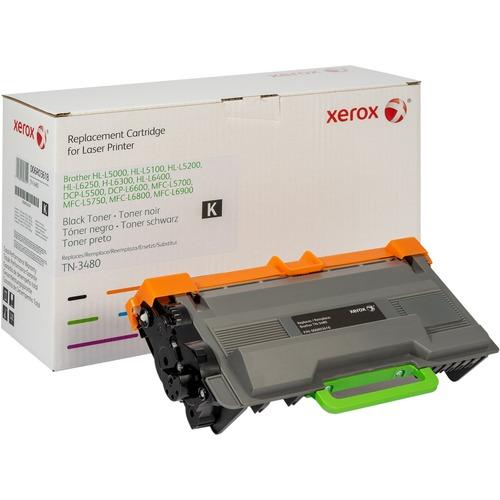 Xerox Tonerkartusche - Alternative für Brother - Schwarz - Laserdruck - 8000 Seiten - 1er Stück