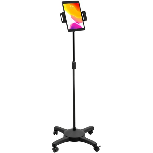 """CTA Digital Universal Quick Connect Floor Stand - Up to 9.7"""" Screen Support - Floor STAND"""