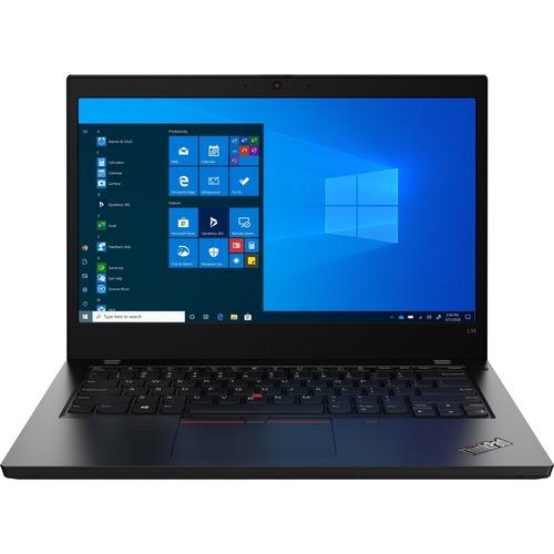 "Lenovo ThinkPad L14 Gen1 20U5000CUS 14"" Notebook - HD - 1366 x 768 - AMD Ryzen 3 4450U Quad-core (4 Core) 2.50 GHz - 4 GB"