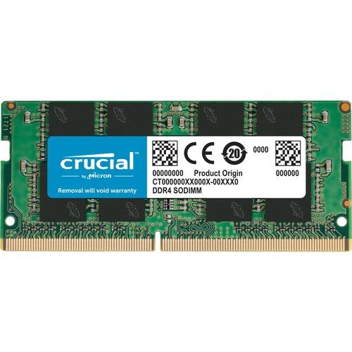 Crucial RAM-Modul für Notebook - 8 GB (1 x 8GB) - DDR4-2666/PC4-21300 DDR4 SDRAM - 2666 MHz - CL19 - 1,20 V - Nicht-ECC -