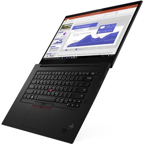 "Lenovo ThinkPad X1 Extreme Gen 3 20TK002CUS 15.6"" Touchscreen Notebook - 4K UHD - 3840 x 2160 - Intel Core i9 (10th Gen) i"