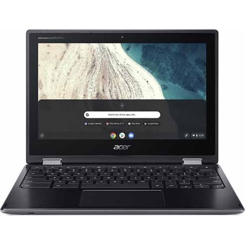 """Acer Chromebook Spin 511 R752T R752T-C2YP 11.6"""" Touchscreen 2 in 1 Chromebook - HD - 1366 x 768 - Intel Celeron N4020 Dual"""