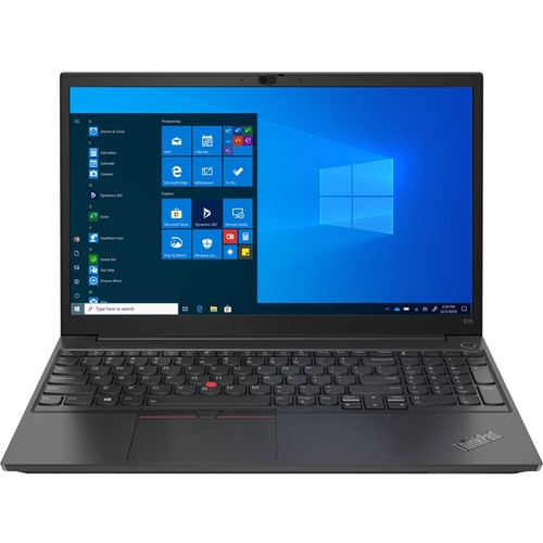 "Ordinateur Portable - Lenovo ThinkPad E15 G2 20TD0017FR - Écran 39,6 cm (15,6"") - Full HD - 1920 x 1080 - Intel Core i5 11"