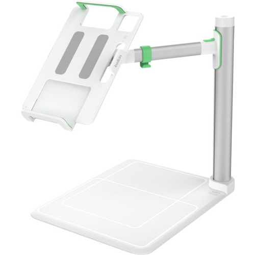"""Belkin Tablet Stage Portable Projector Stand for iPad Pro - Up to 12.9"""" Screen Support - 16.3"""" Height x 13"""" Width x 15.4"""""""