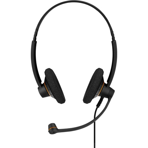 EPOS   SENNHEISER IMPACT SC 60 USB ML - Stereo - USB - Wired - 60 Hz - 16 kHz - On-ear - Binaural - Supra-aural - 6.89 ft