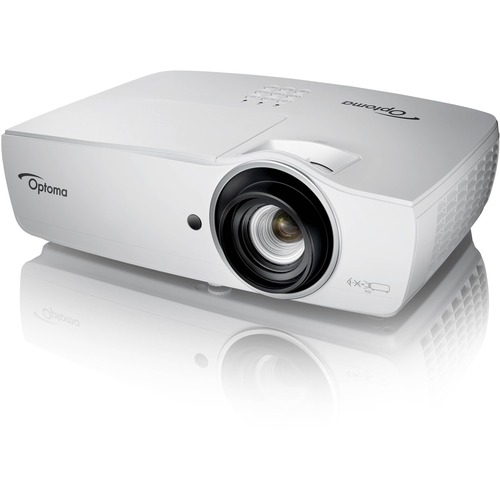 Optoma WU470 3D DLP Projector - 16:10 - 1920 x 1200 - Front - 1080p - 2500 Hour Normal Mode - 3500 Hour Economy Mode - WUX