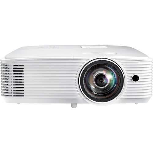 Optoma X309ST 3D Short Throw DLP Projector - 4:3 - 1024 x 768 - Front, Rear, Ceiling - 720p - 6000 Hour Normal Mode - 1000