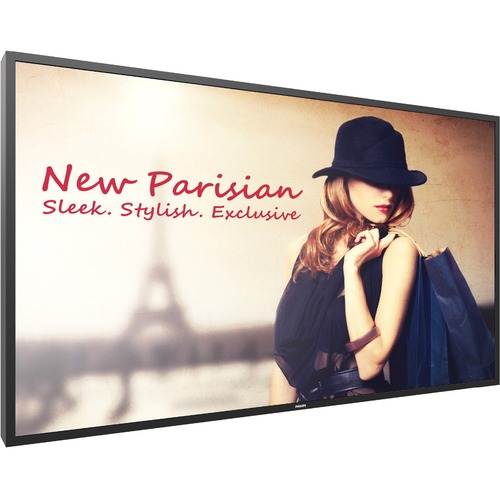 """Philips Signage Solutions H-Line Display - 54.6"""" LCD - 1920 x 1080 - 2500 Nit - 1080p - HDMI - USB - DVI - SerialEthernet"""