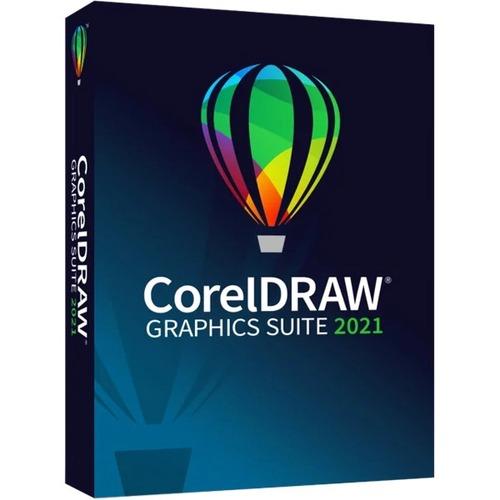 Corel CorelDRAW Graphics Suite 2021 - Box Pack - 1 User - Academic - Multilingual - Mac MAC ML ACADEMIC