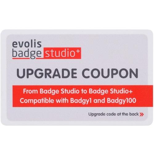 BADGE STUDIO 2.0 VERSION + ELECTRONIC UPGRADE FOR BADGY 1 O
