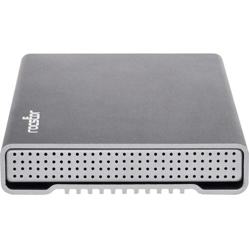 Rocstor 1TB ROCPRO P33 5.4K RPM USB 3.0/3.1 PORTABLE DRIVE - USB 3.1 (Gen 2) Type C - 5400rpm - 1 Year Warranty - 1 Pack 3