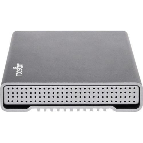 Rocstor 2TB ROCPRO P33 5.4K RPM USB 3.0/3.1 PORTABLE DRIVE - USB 3.1 (Gen 2) Type C - 5400rpm - 1 Year Warranty - 1 Pack 3