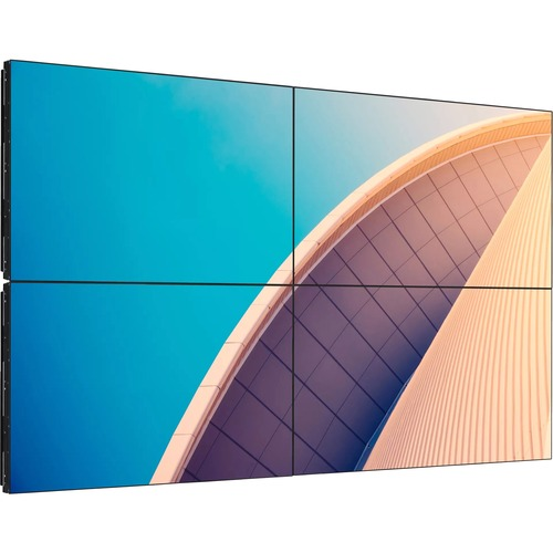 """Philips Signage Solutions Video Wall Display - 54.6"""" LCD - 1920 x 1080 - Direct LED - 500 Nit - 1080p - HDMI - USB - DVI -"""