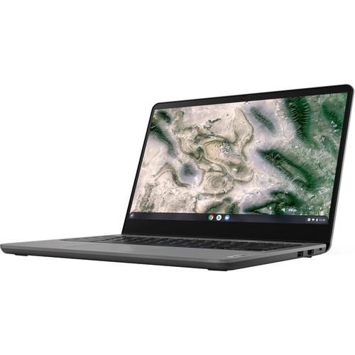"Lenovo 14e Chromebook Gen 2 82M1000GUS 14"" Chromebook - Full HD - 1920 x 1080 - AMD 3015Ce 1.20 GHz - 4 GB RAM - 32 GB Fla"
