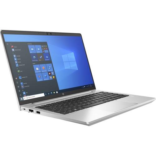 "HP ProBook 445 G8 14"" Notebook - Full HD - 1920 x 1080 - AMD Ryzen 7 5800U Octa-core (8 Core) 1.90 GHz - 16 GB RAM - 512 G"