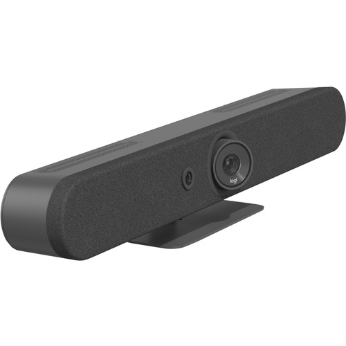 Logitech Rally Bar 960-001340 Video Conferencing Camera - 30 fps - Graphite - USB 3.0 - 3840 x 2160 Video - 4x Digital Zoo
