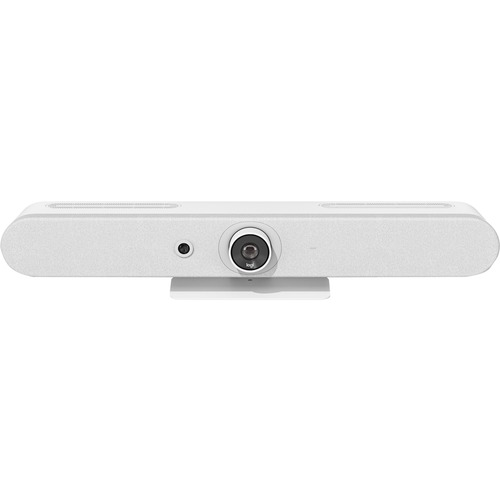 Logitech Rally Bar 960-001352 Video Conferencing Camera - 30 fps - White - USB 3.0 - 3840 x 2160 Video - 4x Digital Zoom -