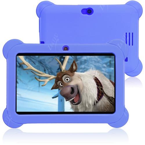"Zeepad Tablet - 7"" HD - Cortex A7 Quad-core (4 Core) 1.60 GHz - 1 GB RAM - 16 GB Storage - Android 4.4 KitKat - Blue - All"