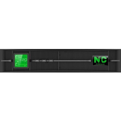 N1C Technologies N1C.L2200 2.2kVA Rack/Tower UPS - 2U Rack/Tower - 25 Minute Stand-by - 120 V AC Input - 110 V AC, 120 V A