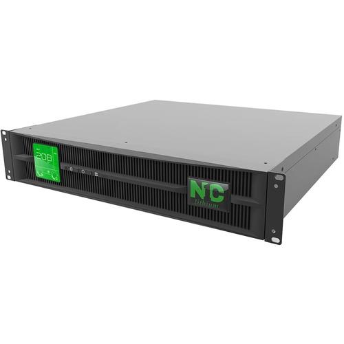 N1C Technologies N1C.L2000G 2kVA Rack/Tower UPS - 2U Rack/Tower - 14 Minute Stand-by - 230 V AC Input - 208 V AC, 220 V AC